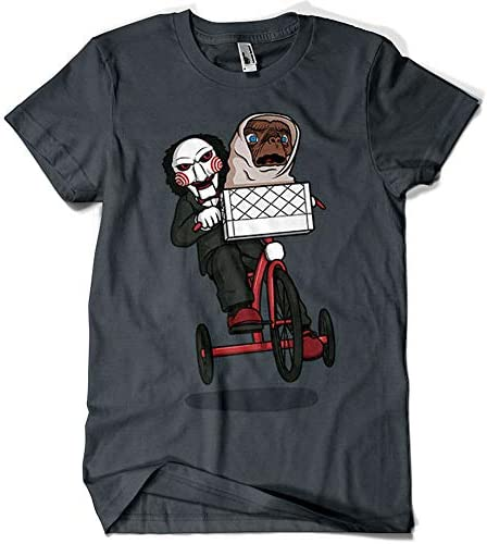 Camisetas La Colmena 6005-The Extra-Terrifying