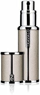 Travalo Milano Luxurious Portable Refillable Fragrance Atomizer, White
