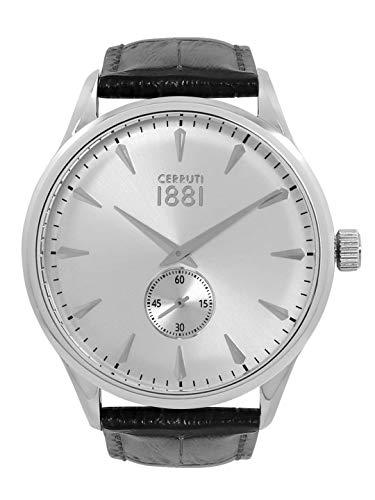 Cerruti 1881 CRA24005 Reloj de Pulsera para Hombre Nuevo y Original