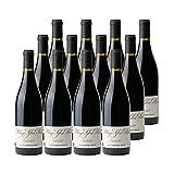 La Closeraie Faugères Rouge 2019 - Bio - Abbaye Sylva Plana - Vin AOC Rouge du Languedoc - Roussillon - Lot de 12x75cl - Cépages Grenache, Carignan