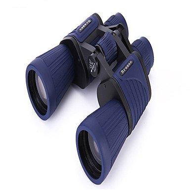 PIGE BRESEE 10 général 50mm mm BinocularsWeather résistant # # Mise au point centrale multi-couches utilisation normale Noir / Bleu