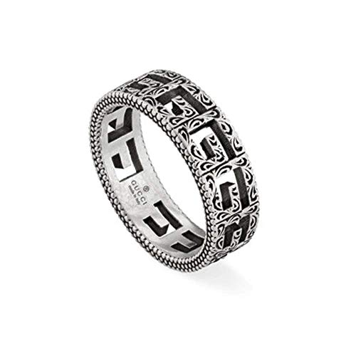 Gucci G-Cube ring silver YBC551918001019