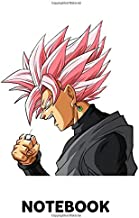 Best Black Goku Rosé Notebook: (110 Pages, Lined, 6 x 9) Review