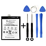 Bateria para BQ Aquaris X5 Plus/Model 1icp5/61/73 + Kit Herramientas/Tools