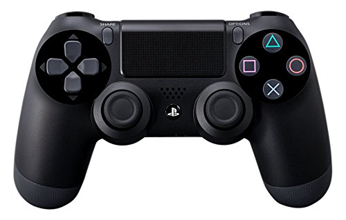 Controle Sem Fio Sony Dualshock 4 Preto PS4