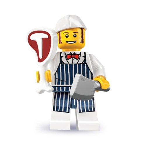 Price comparison product image Lego Minifigures Series 6 - Butcher