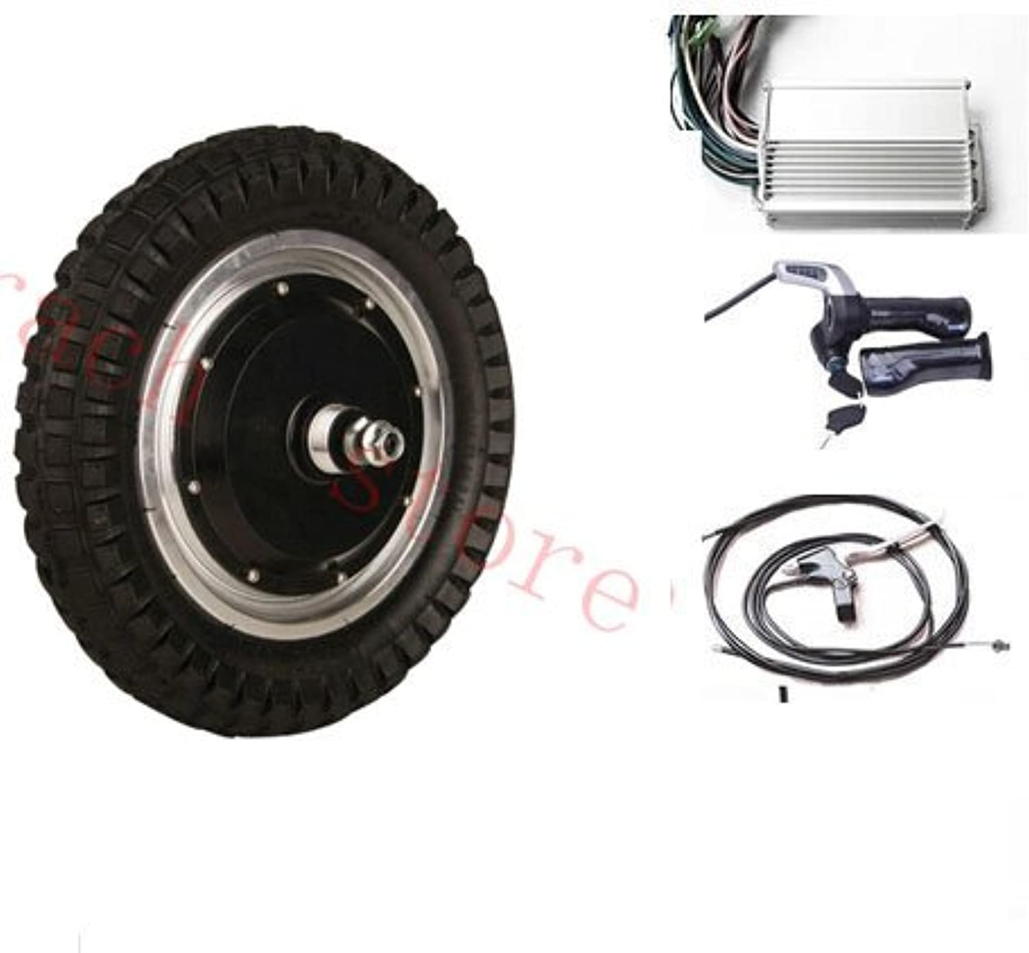 12 350W 36V electric brushless hub motor electric scooter