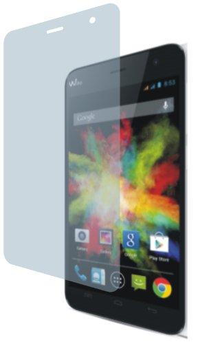 4ProTec I Wiko Bloom (4 Stück) Premium Bildschirmschutzfolie Displayschutzfolie ANTIREFLEX Schutzhülle Bildschirmschutz Bildschirmfolie Folie