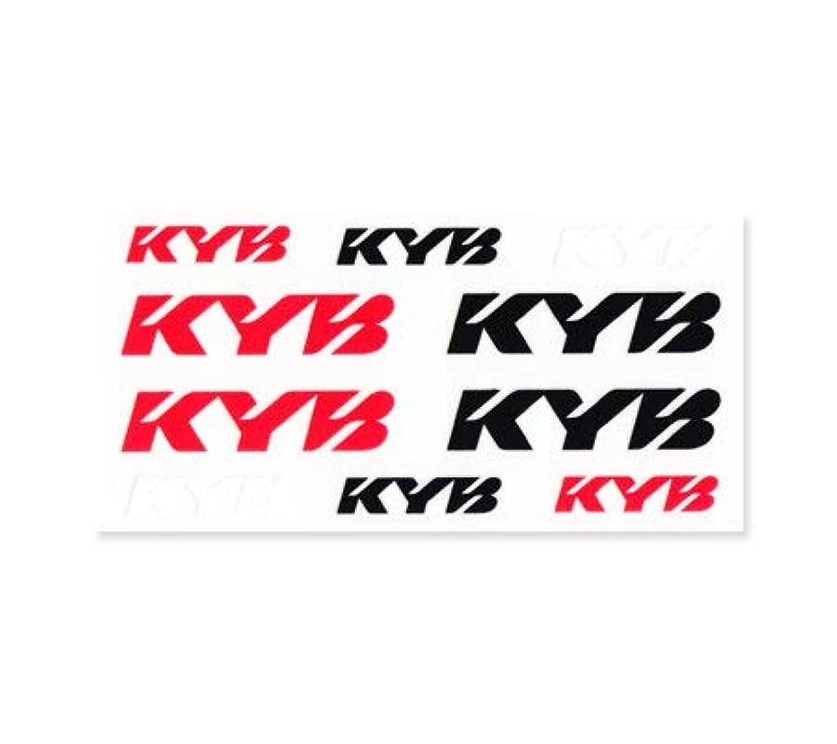 依存外交地理ステッカー KYB NSK-4 純正ステッカー