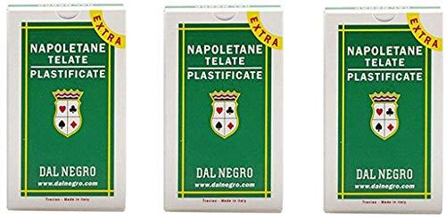 Dal Negro Carte Napoletane Extra Astuccio Verde