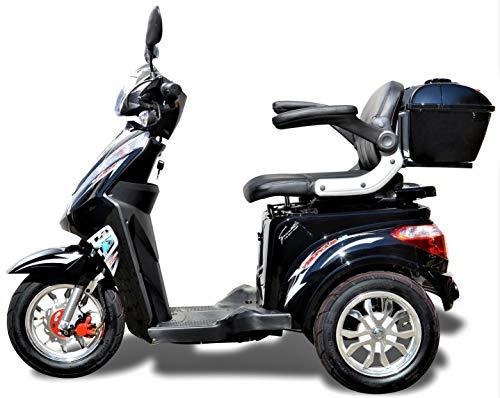 1000 W Elektromobil 3 Rad ECO Engel 501 Bild 3*