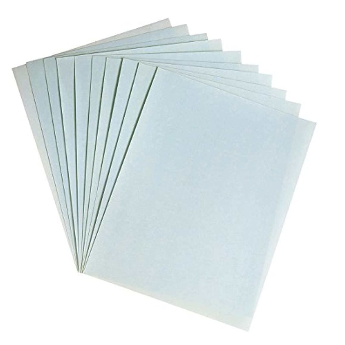 Hygloss Products 27255 5 Sheets White Velour cardstock,