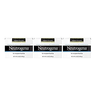 Neutrogena Original Fragrance-Free Facial