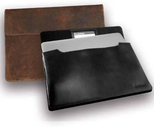 Leather Laptop Sleeve Limited Special Philadelphia Mall Price for MacBook Tablets and Air Notebooks