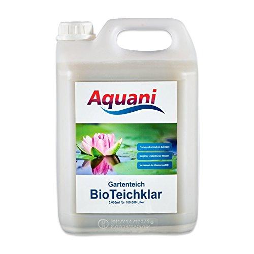 Aquani Bio Teichklar Bild