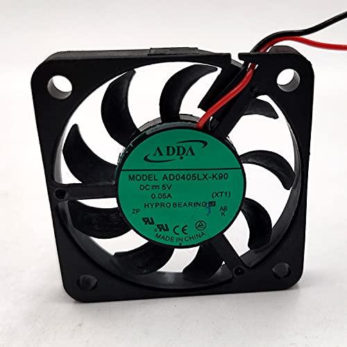 for ADDA Award AD0405LX-K90 4007 5V Mute Graphics Max 46% OFF 0.05A Ultra-Thin 4cm
