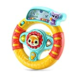 VTech- Volante Descubrimientos. Sonajero Activity Interactivo bebé +3 Meses, Color (3480-536622)
