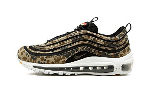 Nike Air Max 97 Premium QS Camo Germany Herrenschuhe Sneaker AJ2614-204 (41)