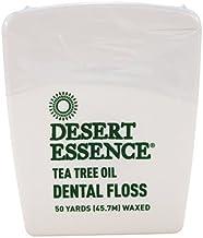 Desert Essence Dental Floss Ttree 50yd