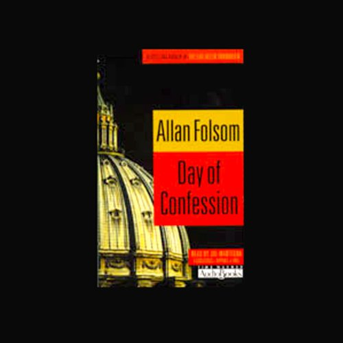 Day of Confession audiobook cover art
