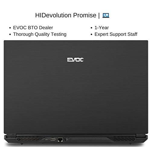 Compare HIDevolution EVOC NH771B (EV-NH77DEQ-HID56) vs other laptops