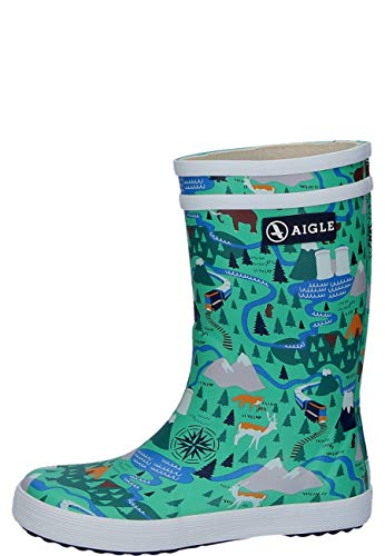 Aigle Kindergummistiefel Lolly Pop Kid MAP (35 EU)