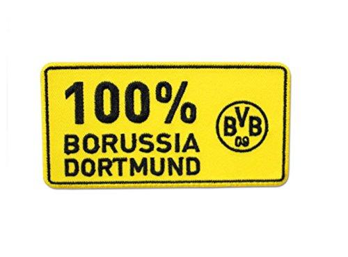 Borussia Dortmund BVB Aufnäher 100%