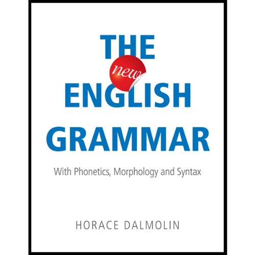 The New English Grammar audiobook cover art