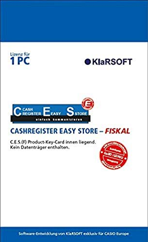 Casio CESF-SE Softwarelizenz