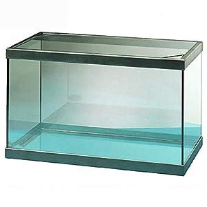 BETTASHOP.ES Acuario PECERA DE Cristal para Peces 60 litros