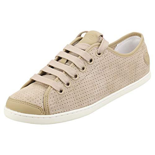 CAMPER Damen UNO Sneaker, Medium Beige, 38 EU