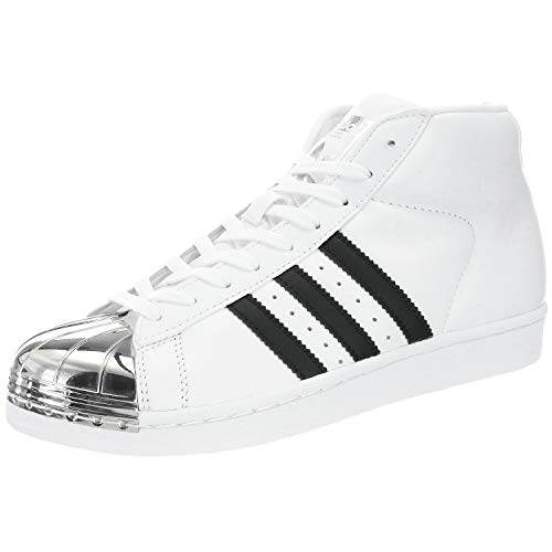 Adidas Pro Model Metal Toe W Damen Sneaker Weiß, 38