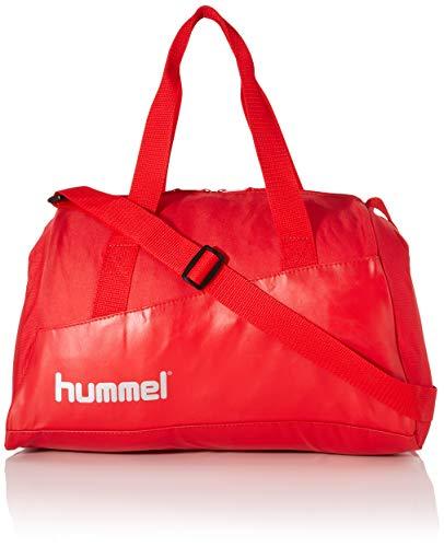 hummel Authentic Charge, Set di asaiugamani Unisex, Rosso Vivo, 50 x 24 x 26 cm