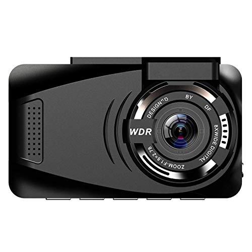 LCZB cámara de tablero3 Pulgadas GPS 1080P Cámara HD Coche DVR Dash CAM Video Recorder Grabador de Coche con Sensor G
