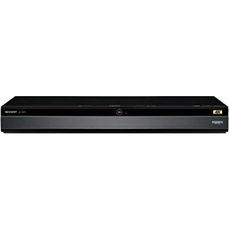 シャープ 4TB 3チューナー ブルーレイレコーダー 4Kチューナー内蔵 4K放送W録画対応 4Kアップコンバード対応 UltraHD再生対応 4B-C40BT3