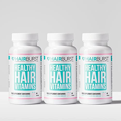 HAIRBURST Hair Growth Vitamins - Biotin Hair Growth Supplement - 3 Month...