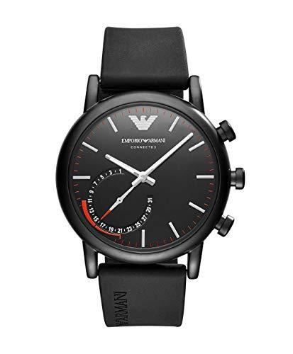 hybrid smartwatch Emporio Armani Connected Alberto Hybrid Smartwatch ART3010