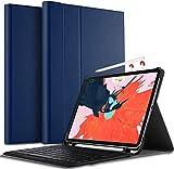 ProElite Detachable Wireless Bluetooth Keyboard Smart flip case Cover for Apple iPad Pro 12.9 inch...
