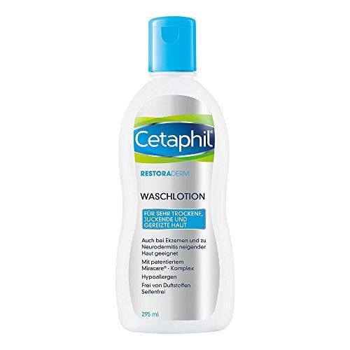CETAPHIL Restoraderm Waschlotion 295 ml Lotion