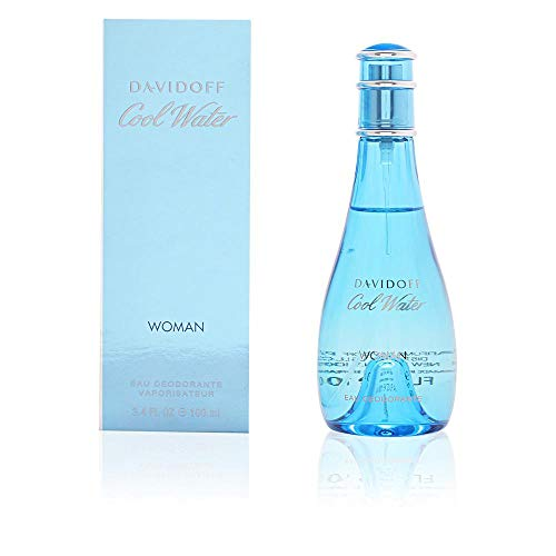Davidoff Cool Water Woman Mild Deodorant 100ml