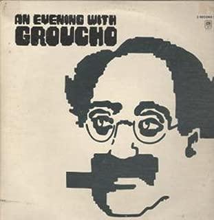 An Evening With Groucho LP (Vinyl Album) US A&m