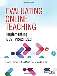 Evaluating Online Teaching Book