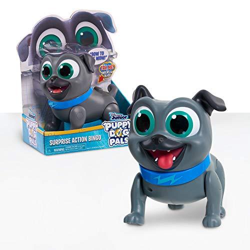 Puppy Dog Pals Surprise Action Figur - sortierte Modelle (Bingo/Rolly), 1 Stück