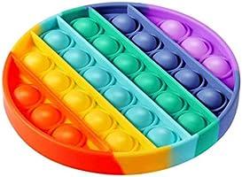2021 Hot!!! Fidget Toy Set, Sensory Fidget Toys,Handheld Mini Fidget Toy, Push Pop Bubble Fidget Toy Stress Relief Hand...
