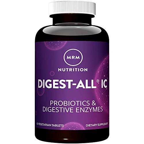 MRM - Digest-All® IC (Vegetarian Enzyme/probiotic Complex) 60 Vtabs