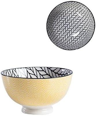 """Torre & Tagus Kiri Porcelain 4.5"""" Small Bowl - Rope"""