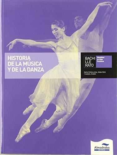 Historia de la música y la danza (Libros de texto) - 9788483087046