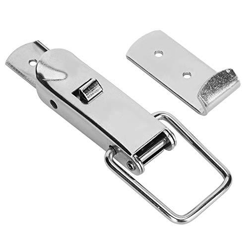 Cierre de cierre de acero inoxidable resistente a la corrosión con cierre automático para armarios de casos