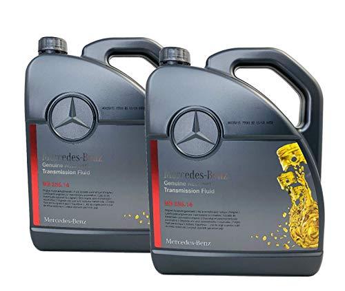 Mercedes-Benz Aceite/Fluido de la transmisión automática Original MB236.14 (ATF 134) Pack 10 litros