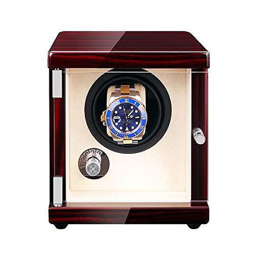 Watch Winder, Se Puede Añadir 1 Reloj Automático, Extremadamente Silencioso Motor Anti-magnético,...